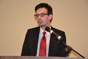 Listenkandidat Christoph Rösch stellt sich vor